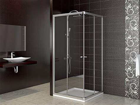duschabtrennung glas 90x90 eckdusche 90 x 90 sanibel preisvergleich die besten angebote kaufen
