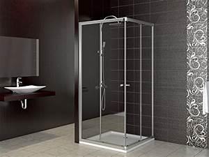 Gartensauna Mit Dusche : dusche duschkabine schiebet r eckdusche duschabtrennung duschschiebet r glas 90x90 m bel24 ~ Whattoseeinmadrid.com Haus und Dekorationen