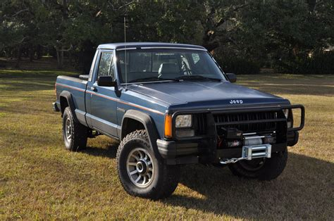 jeep comanche 4x4 blue88comanche pioneer 4x4 member projects your