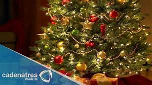 Ideas Para Decorar El Rbol De Navidad Adornos Navide Os