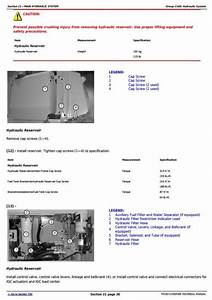 John Deere 450j  550j  650j  S N From 159987  Crawler Dozer Service Repair Technical Manual