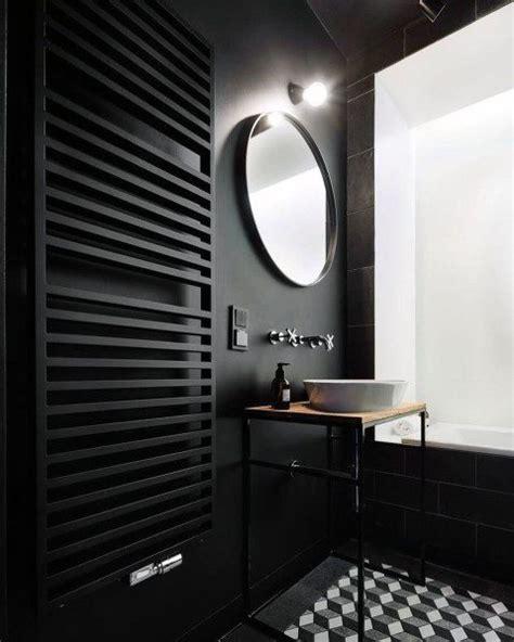 Black Bathroom Ideas by Top 60 Best Black Bathroom Ideas Interior Designs