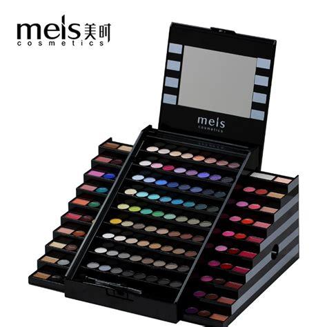 2017 New Meis Brand Makeup Set 130 Colors Professional