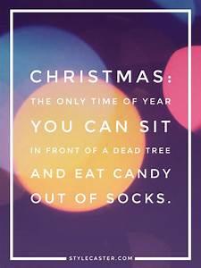 25 Holiday Quot... Fun Seasonal Quotes