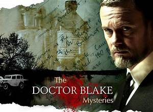 The Doctor Blake Mysteries TV Show - Season 2 Episodes ...