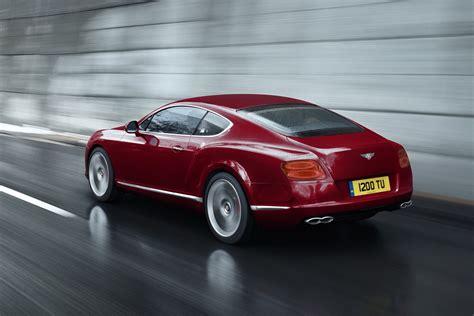 bentley continental gt  release world  car fans