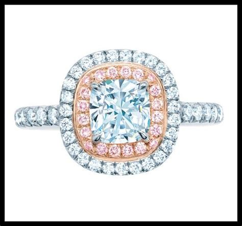 tiffany and co s soleste engagement ring featuring a