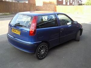 Punto  Mk1   My Blue Mk1 Punto