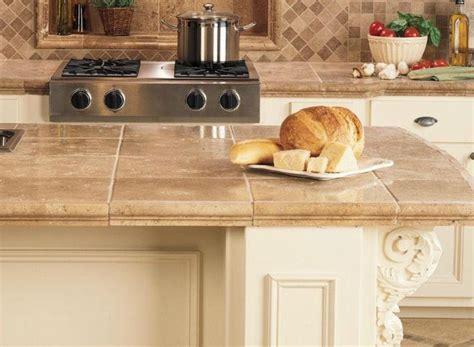 Tile Kitchen Countertops by 25 Best Ideas About Tile Kitchen Countertops On
