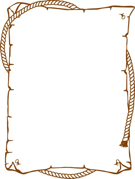 Border Picture Hd by Brown Border Frame Png Hd Free Transparent Png