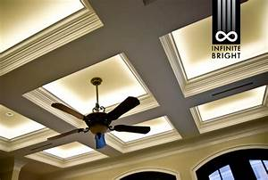 coffered ceiling lighting fittings available for suspended ...