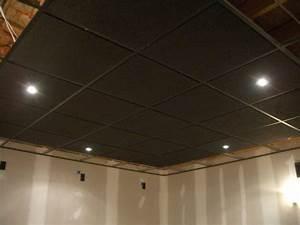 Drop ceiling recessed lighting lilianduval