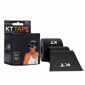 Kt Tape Cotton Uncut Kinesiology Tape  16 Foot Continuous Roll