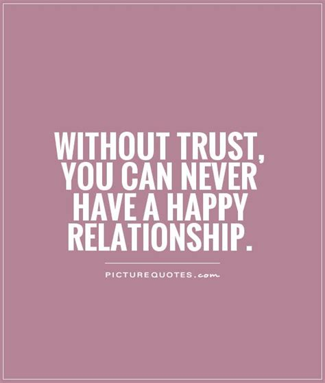 whats love without trust