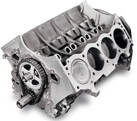 Rover Short Block Engine Discovery Range
