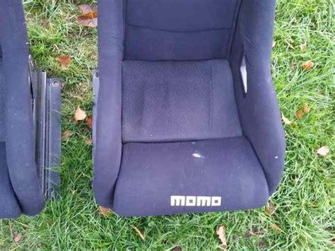 siege baquet momo paire de sieges baquet momo pièces et voitures de course