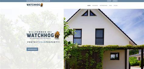 Website  Watchhog Foodatawebdesign