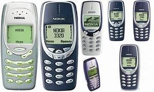 Le T U00e9l U00e9phone Portable Nokia 3310 Un Exemple De Robustesse