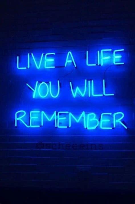 neon blue aesthetic wallpaper hd