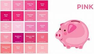 Pink Shades Names Shad...