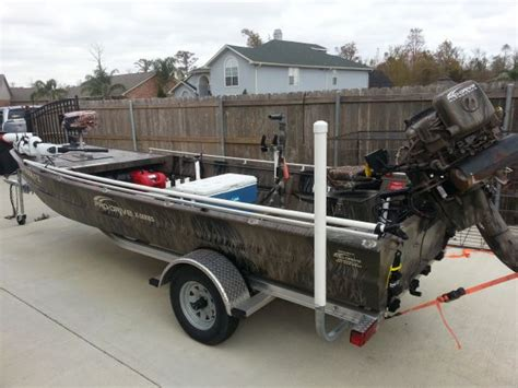Pro Drive Boats Louisiana by 2012 Pro Drive Boat Motor Duck Boat For Sale In New