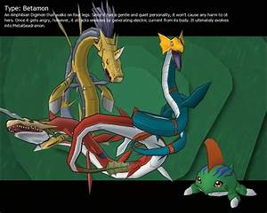 Betamon - Digimon Masters Online Wiki - Take a step into ...