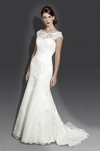 modern trousseau fall 2014 wedding dresses wedding With modern lace wedding dresses