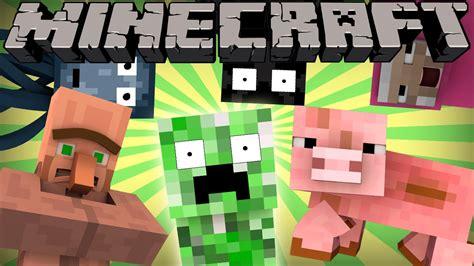 mobs  minecraft youtube