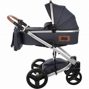 Kinderwagen Für Babys : k one kinderwagen blau knorr baby mytoys ~ Eleganceandgraceweddings.com Haus und Dekorationen