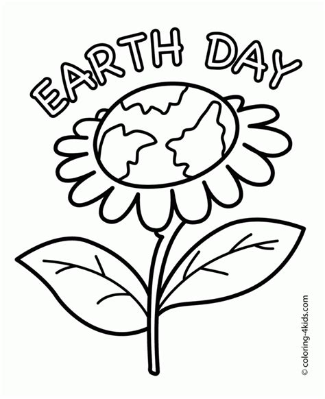 earth day coloring pages   save earth coloring