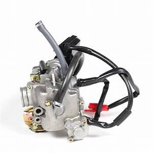 Chinese 139qmb Carburetor - Electric Choke