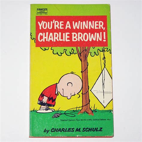 you re a winner brown book collectpeanuts