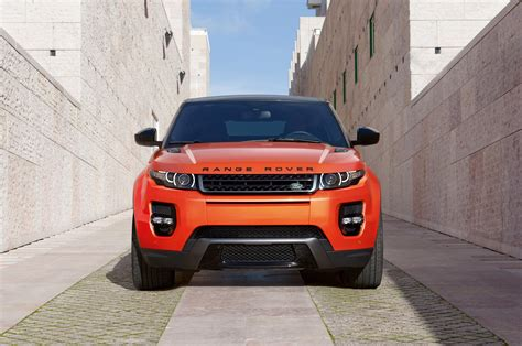 Range Rover Evoque Autobiography Dynamic Gets More Power