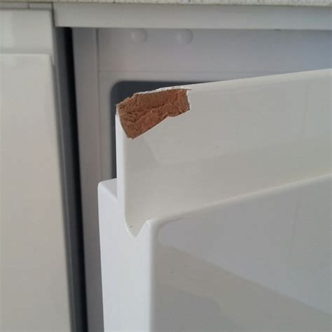 broken cabinet door replacement magicman kitchen unit and door repairs