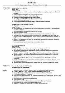 Cover Letters Examples For Jobs Cytotechnologist Resume Samples Velvet Jobs