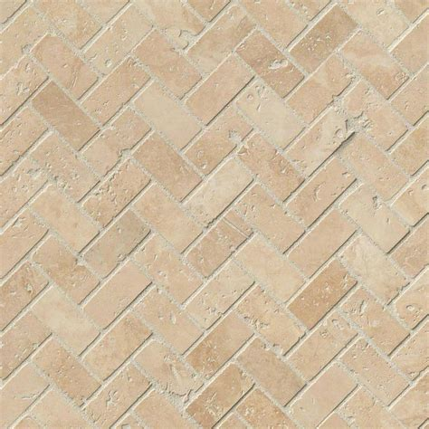 herringbone travertine tile tuscany ivory herringbone honed herringbone backsplash