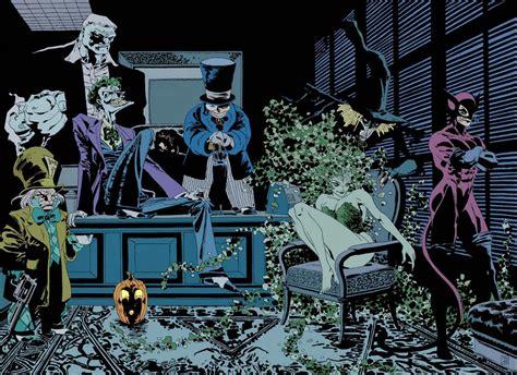 Long Halloween Batman Suit by Batman The Long Halloween Comics Comics Dune