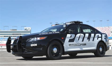 Even Police Cars Can Get 30 Mpg Now (non-pursuit, Highway