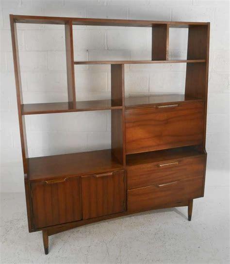 modern room divider bookcase mid century modern room divider bookcase at 1stdibs