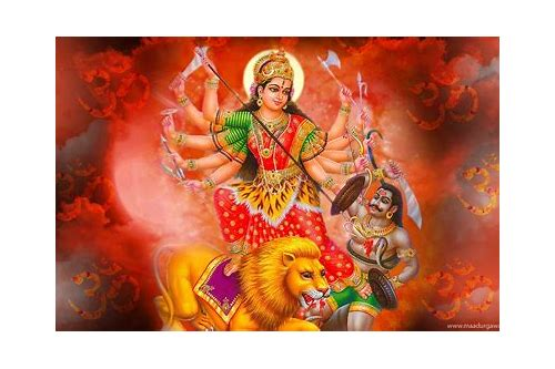 download goddess durga pictures