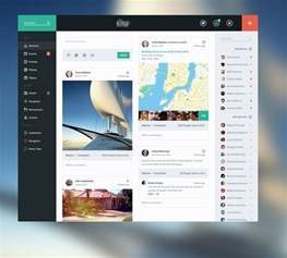 ui design inspiration beautiful user interface designs you and saturation