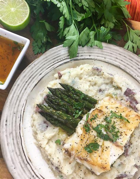 grouper pan seared recipe fish