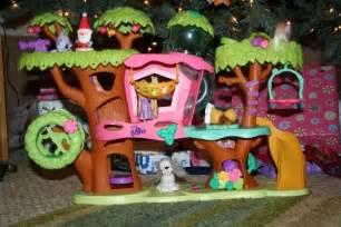 littlest pet shop magic motiontreehouse playset a wish list success