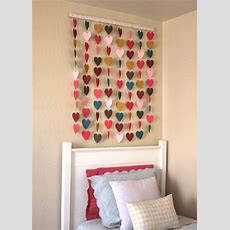 Diy Projects For A Teenage Girl's Bedroom Craftfoxes