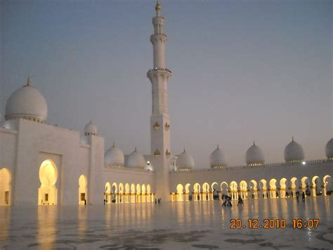 Sheikh Zayed Grand Mosque Abu Dhabi Uae Pics