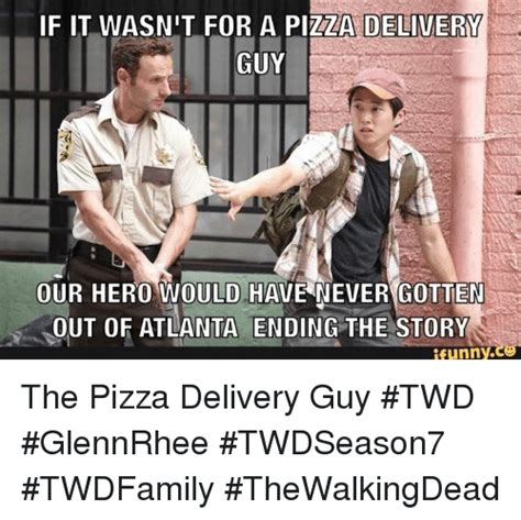 Pizza Delivery Meme - funny atlanta memes of 2016 on sizzle funny