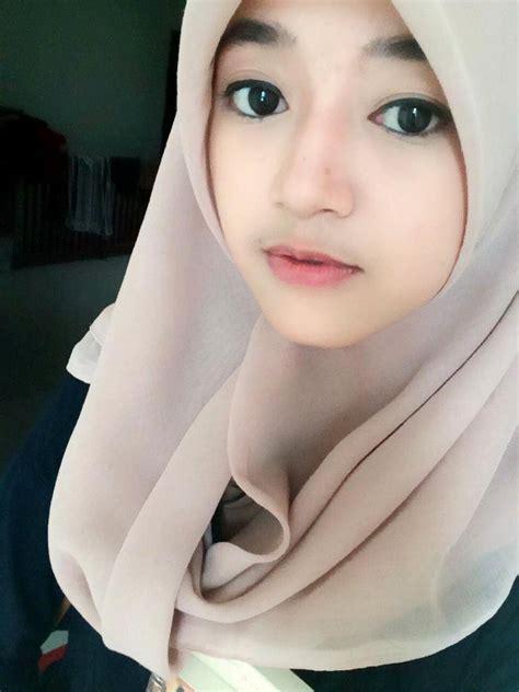 Bidadari Di Surga On Twitter Menyegarkan Sekali Memandangnya B0021 Jilbab Hijab Bidadari