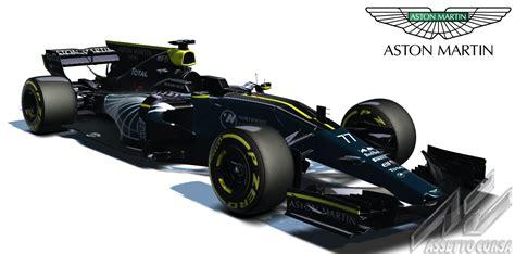 Aston Martin F1 Formula Hybrid