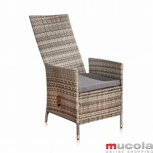 Lounge Sessel Rattan : rattan lounge grau relaxsessel sitzgruppe lounge sofa liege gartenm bel sessel ebay ~ Frokenaadalensverden.com Haus und Dekorationen
