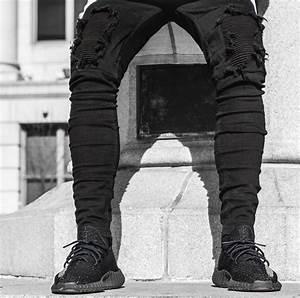 Biker Blk Jeans (Informal Apparel) adidas Yeezy Boost 350 V2 Oreo.   shoes   Pinterest   Yeezy ...